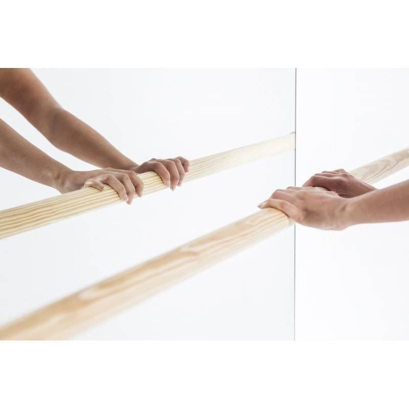 Barres en bois DINAMICA BALLET