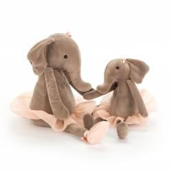 Peluche Éléphant en Tutu petit