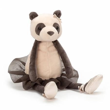 Peluche Panda en tutu