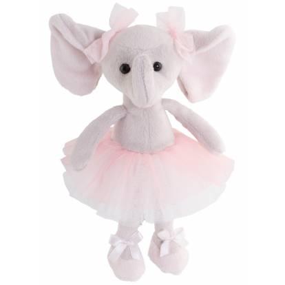 petite peluche éléphant ballerine