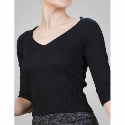 TOP maille sans couture