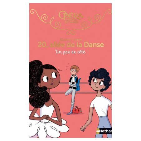 Collection livres 20 allée de la danse