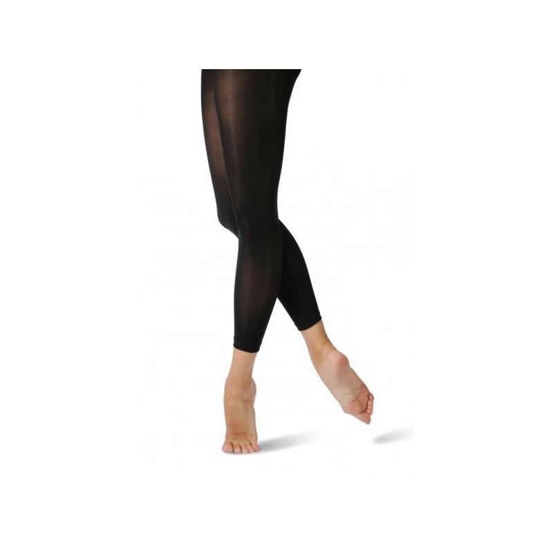 Collant sans pieds Attitude Contemporain-article de danse